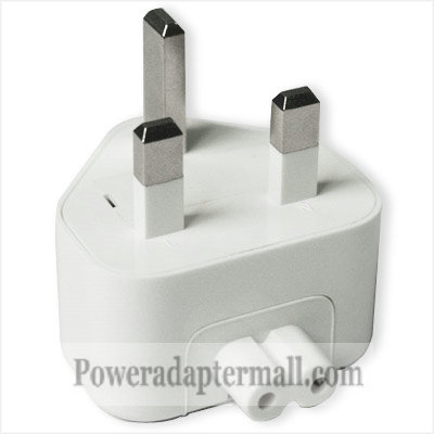 10 lots of Apple UK 3 pin Power Plug for A1036 A1021 M8482