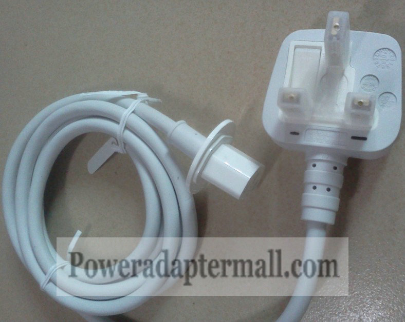 Apple Common Apple Power Cord IEC C13 Volex APC13G UK 3 pin Plug
