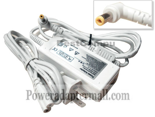 12V 3A New AC Adapter Charger for Asus EEE PC 900 901 White