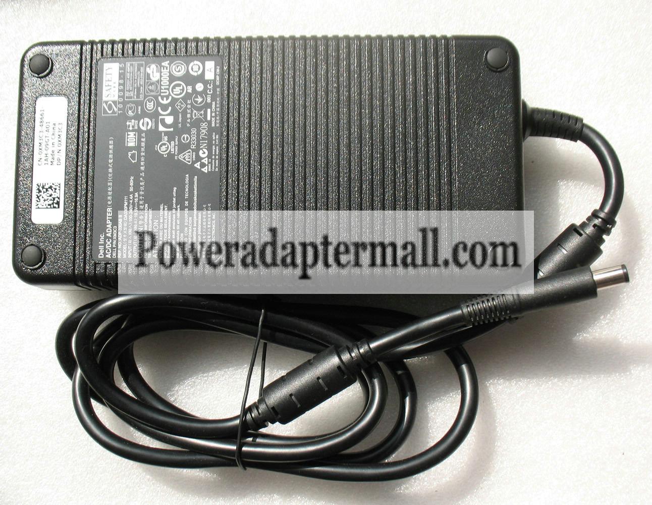 Dell 19.5V 16.9A F0K0N 320-2269 AC power Adapter 331-2429