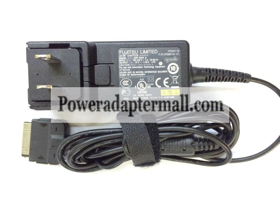 19V 1.58A 30W Fujitsu Stylistic M532 ADP-30VH A AC Adapter