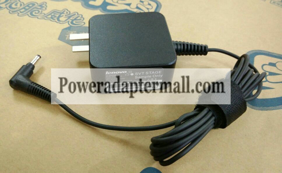45W 20V 2.25A Lenovo ideapad 100-14IBY AC Adapter Charger