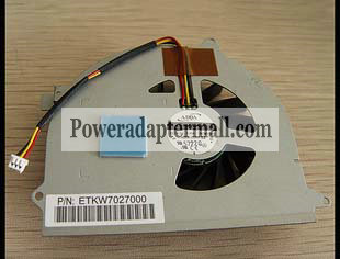 CPU Cooling Fan HP 383926-001 Pavilion ZV6000 Laptop