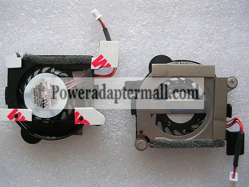 Second Small Fan only for IBM X61s fits 42X3806 42X4678 42W3410