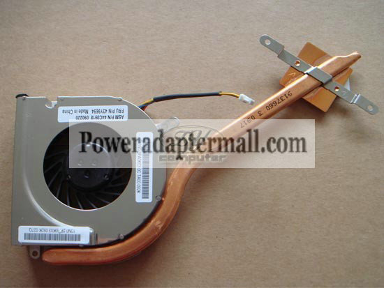 NEW IBM THINKPAD SL400 CPU heatsink FAN 43Y9694