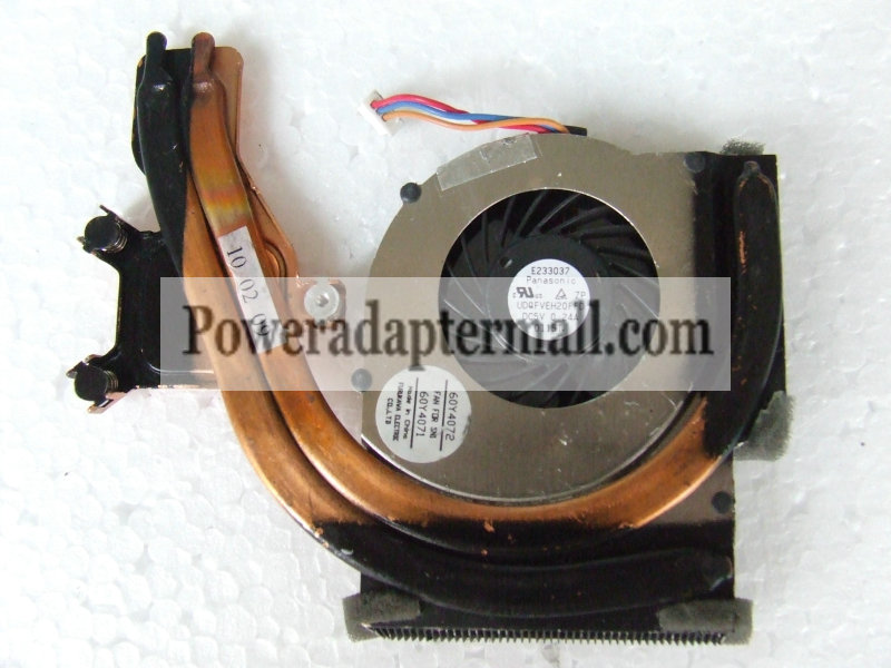 New ThinkPad T400S T410S CPU Fan Heatsink 45N5610 orignal