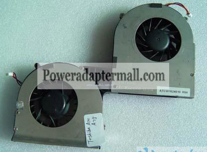 ATCW1024000 Toshiba Satellite A75 Laptop CPU Cooling Fan