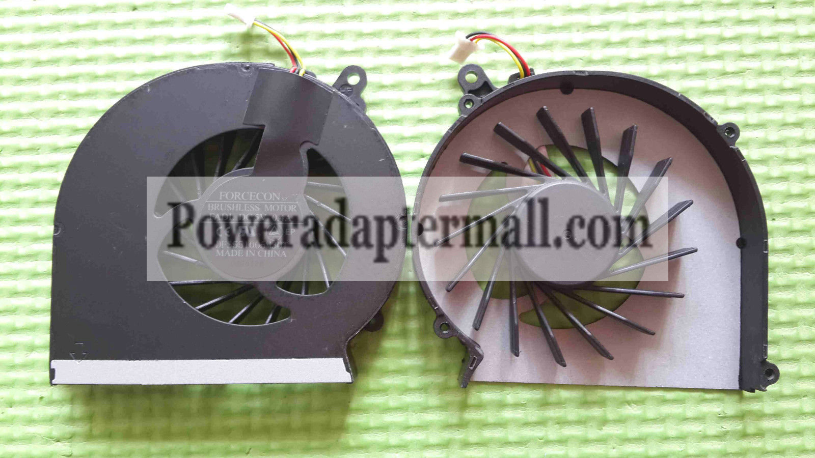 HP CQ43 CQ57 430 431 435 436 G53 G57 laptop CPU fan DFS551005M30