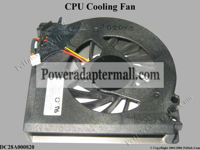 Dell DQ5D577D115 YD615 Inspiron E1705 Laptop CPU Fan