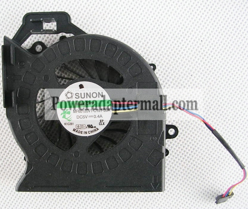 New CPU Fan for HP Pavilion compatible with model 650797-001