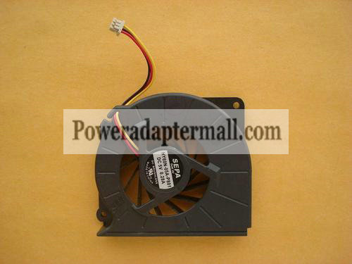 New OEM Fujitsu Lifebook S6410 CPU Fan MCF-S6055AM05B