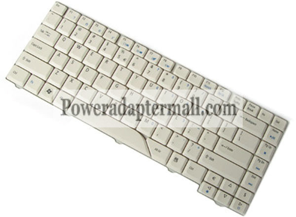 US Acer Aspire 5710 Laptop Keyboard MP-07A23U4-442