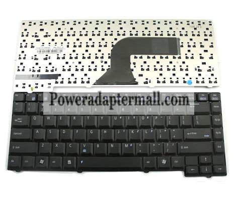US ASUS A4 A7 R20 M9 Laptop Keyboard 04GN9V1KUSA1