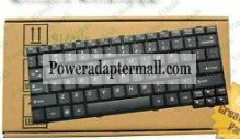 New IBM Lenovo IdeaPad S12 series US keyboard Black