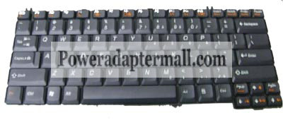 39T7385 Lenovo 3000 Laptop keyboards US