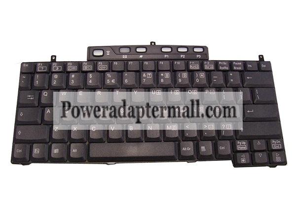 NSK-A7M1D Fujitsu D6680 Laptop Keyboard