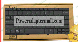 New Dell Inspiron Mini 10 1012 US Black Keyboard V111502AS PK130