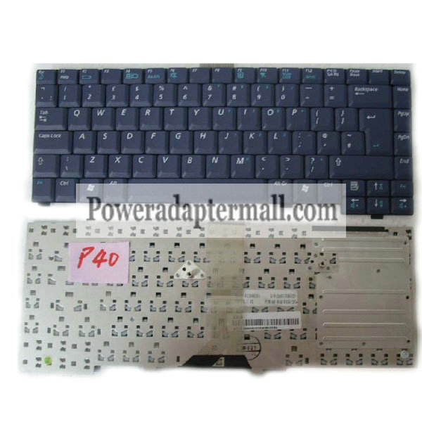 Brand New Samsung P41 K030662F1 Laptop Keyboard US