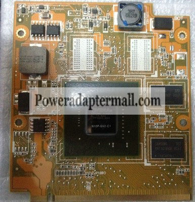 Asus A8SC F8SV Geforce Go 8600m mxm II video Graphics card [Asus