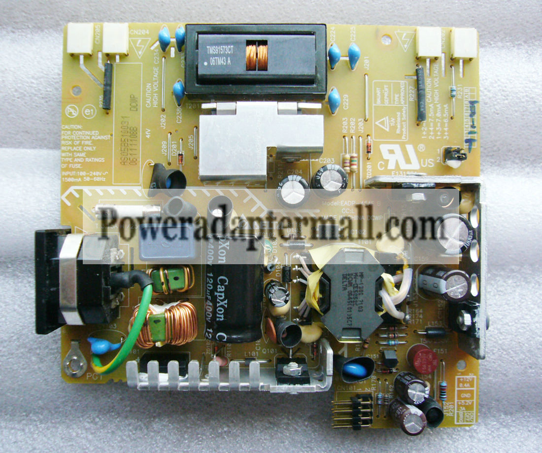 ACER AL1916C X191W EADP-45AF B Power Unit Board