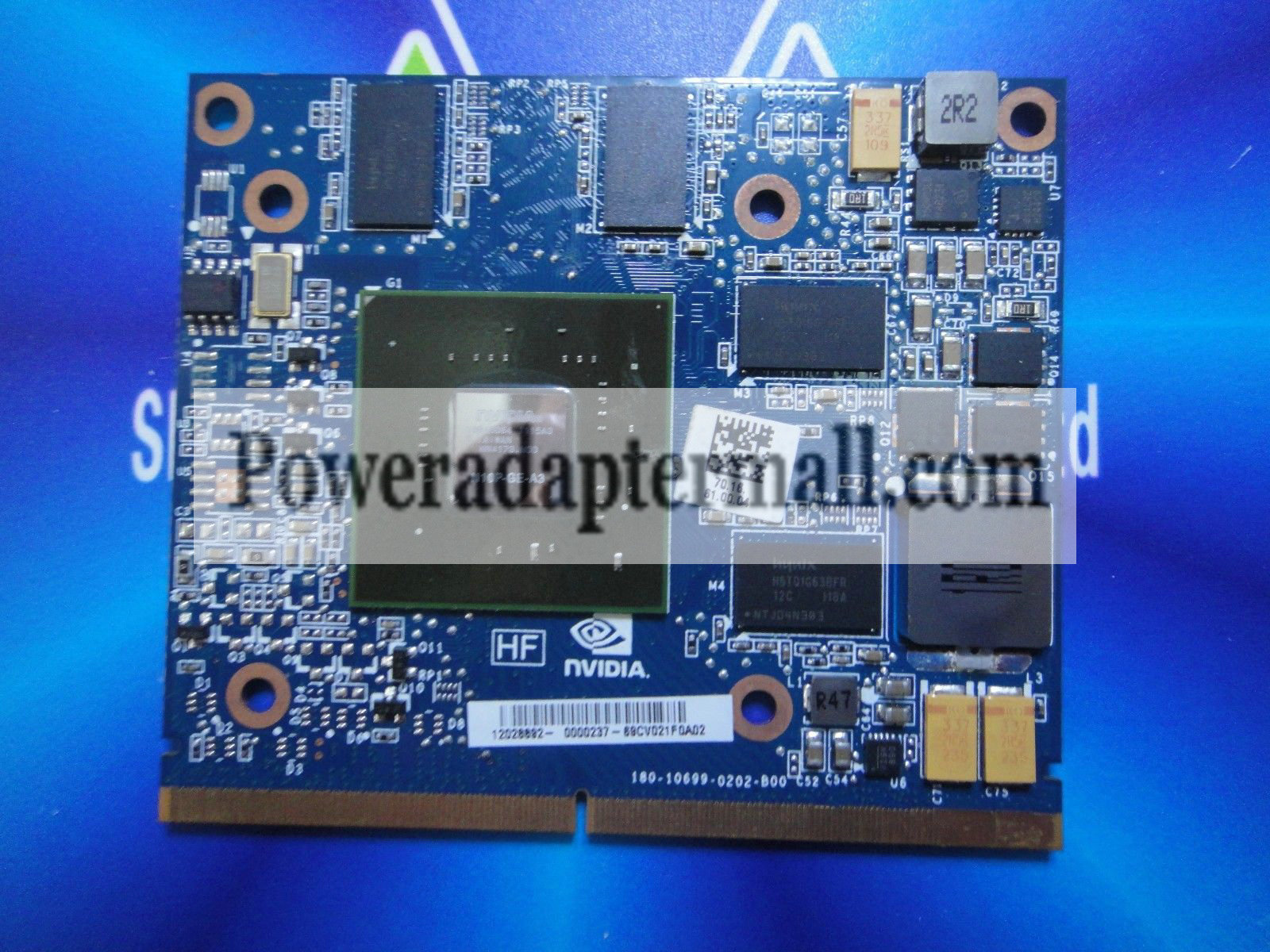 New HP 608545-001 1GB MXM VGA Card N10P-GE-A3 For HP TouchSmart