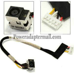 DC-IN Power Jack Cable DC301004L00 For HP DV4 DV4T DV4Z
