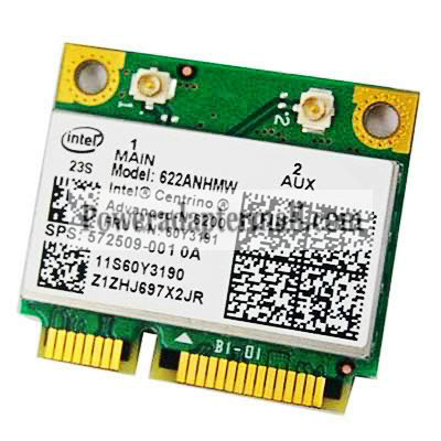 Dell Intel Centrino Advanced-N 6200 Wireless Card 2GGYM