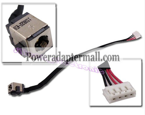 Toshina Satellite L775D L775D-S7340 DC Power Jack Cable