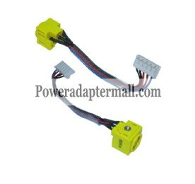 "IBM/Lenovo T60/R60/T61 15.4"" Widescreen DC Power Jack Cable"