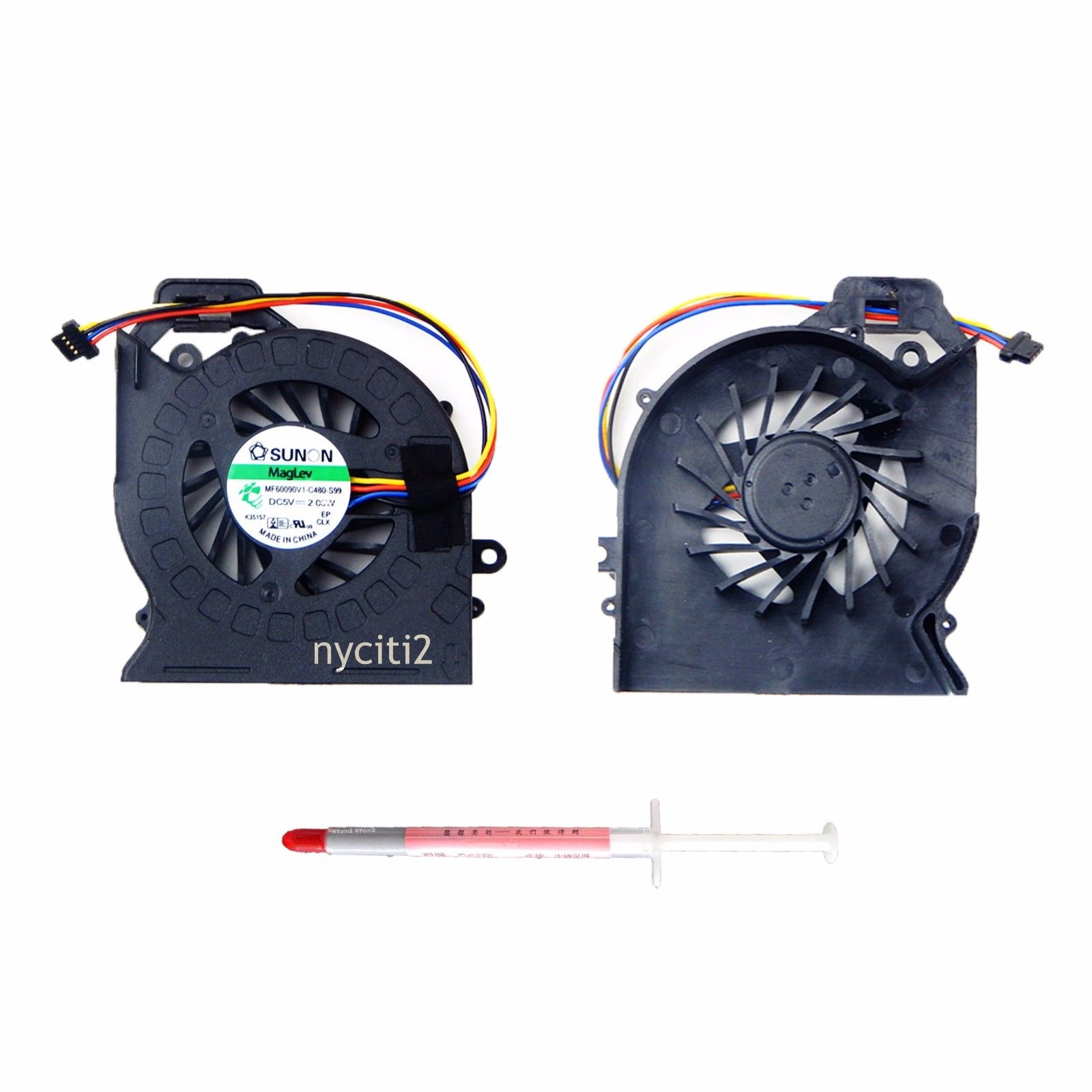 New CPU Fan for HP Pavilion dv6-6153cl compatible with model P/N 650797-001